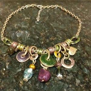Pretty Chocker Necklace